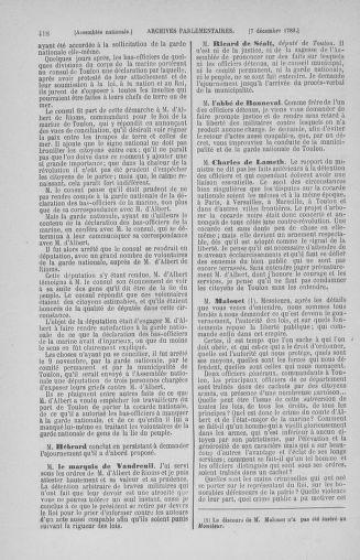 Tome 10 : Du 12 novembre au 24 décembre 1789 - page 418