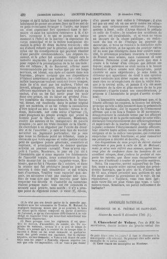 Tome 10 : Du 12 novembre au 24 décembre 1789 - page 422