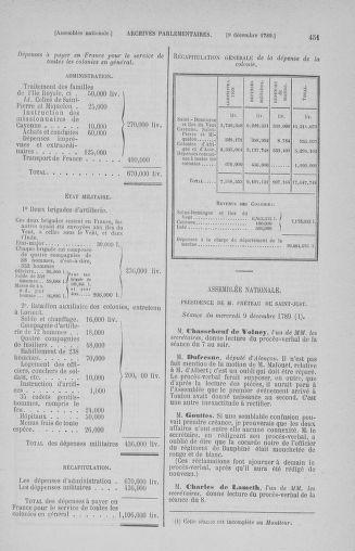 Tome 10 : Du 12 novembre au 24 décembre 1789 - page 451