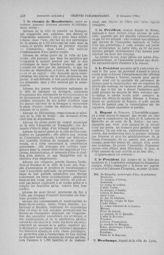 Tome 10 : Du 12 novembre au 24 décembre 1789 - page 452