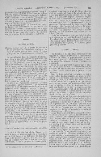 Tome 10 : Du 12 novembre au 24 décembre 1789 - page 459