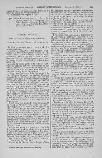 Tome 10 : Du 12 novembre au 24 décembre 1789 - page 491