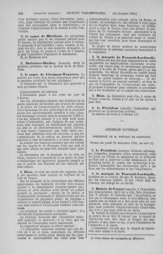 Tome 10 : Du 12 novembre au 24 décembre 1789 - page 498