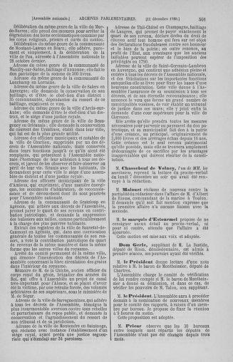 Tome 10 : Du 12 novembre au 24 décembre 1789 - page 501