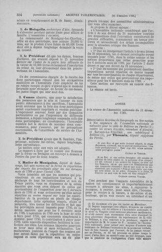 Tome 10 : Du 12 novembre au 24 décembre 1789 - page 504