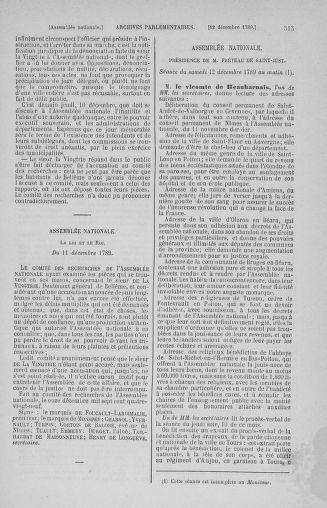 Tome 10 : Du 12 novembre au 24 décembre 1789 - page 515