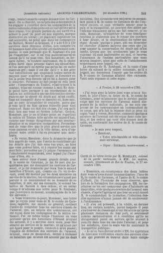 Tome 10 : Du 12 novembre au 24 décembre 1789 - page 541