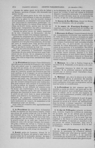 Tome 10 : Du 12 novembre au 24 décembre 1789 - page 574