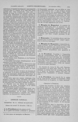 Tome 10 : Du 12 novembre au 24 décembre 1789 - page 675