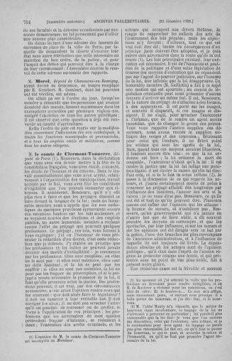 Tome 10 : Du 12 novembre au 24 décembre 1789 - page 754