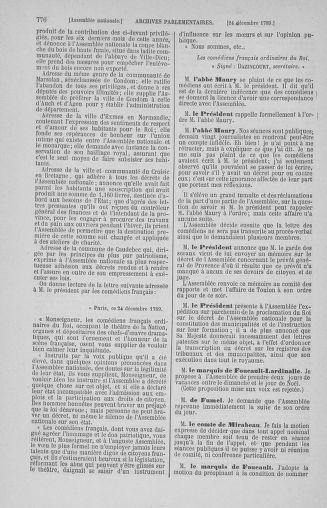 Tome 10 : Du 12 novembre au 24 décembre 1789 - page 776