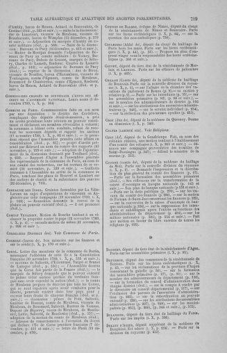 Tome 10 : Du 12 novembre au 24 décembre 1789 - page 799