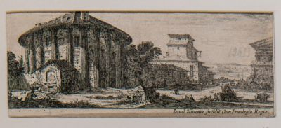 Tempio cosiddetto di Vesta