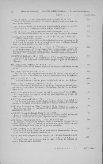 Tome 14 : Assemblée nationale consitutante du 20 avril 1790 - page 354