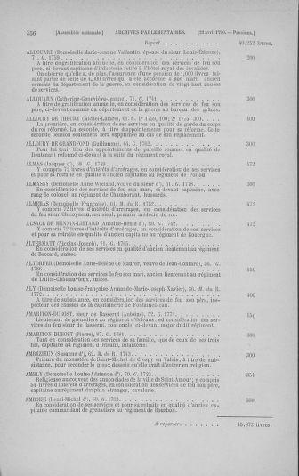Tome 14 : Assemblée nationale consitutante du 20 avril 1790 - page 356