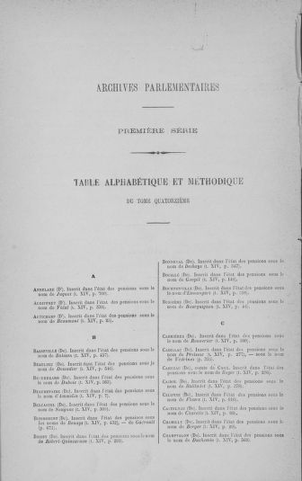 Tome 14 : Assemblée nationale consitutante du 20 avril 1790 - page 814