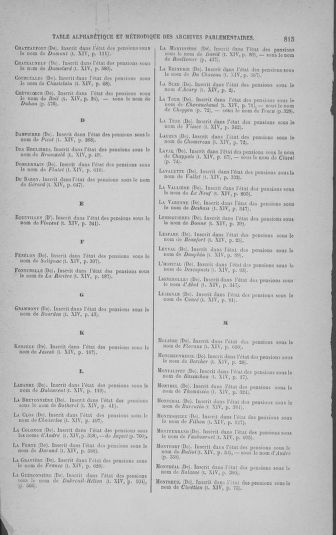 Tome 14 : Assemblée nationale consitutante du 20 avril 1790 - page 815