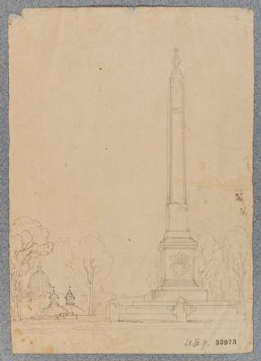 Pincio, obelisco