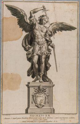 Statuam S. Angeli