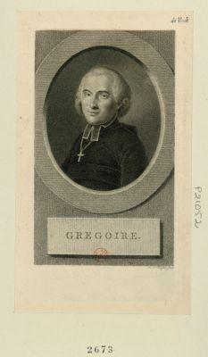 Grégoire [estampe]
