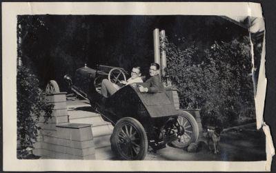 Beta Theta Pi -- 1929