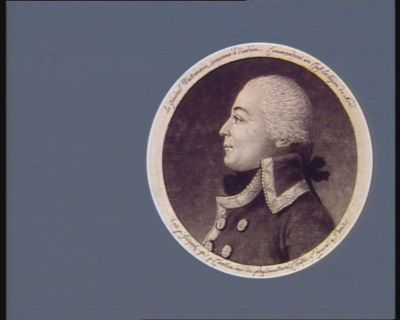 Le  Général Westermann surnommé le Vendéen commandant en chef la légion du Nord [estampe]
