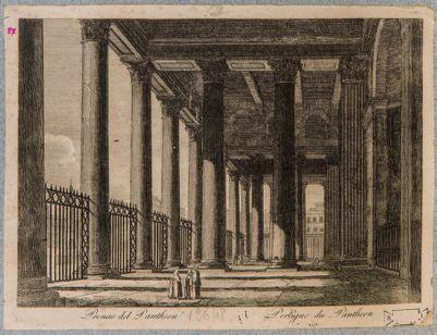 Pronao del Pantheon
