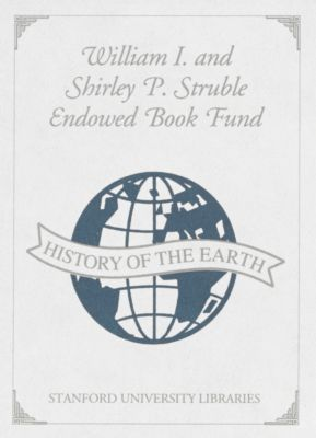 William I. and Shirley P. Struble Endowed Book Fund