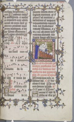 Cambridge, Corpus Christi College, MS 079: Pontifical