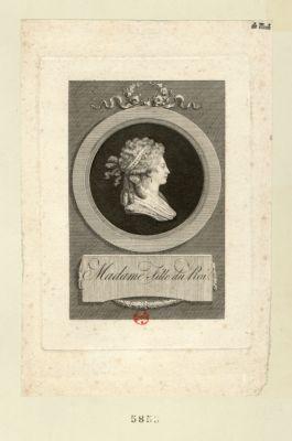 Madame fille du roi [estampe]