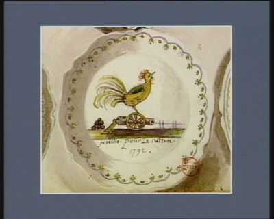 Je veille pour la <em>nation</em> 1792 : [dessin]