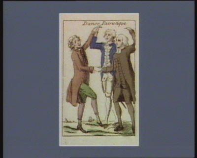 Danse patriotique [estampe]