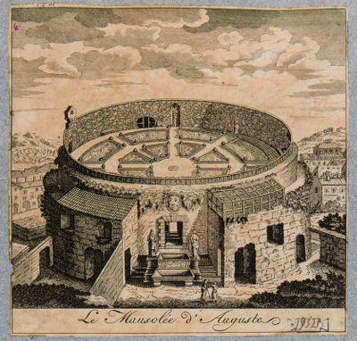 Le Mausolee d'Auguste