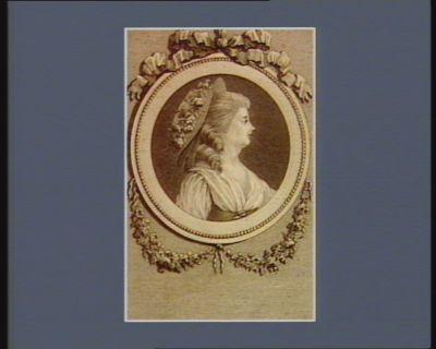 Madame Dugazon dans le rôle de Marine de la Colonie : [estampe]