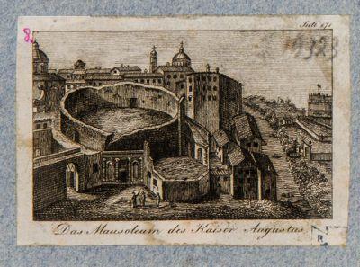 Das Mausoleum des Kaiser Augustus