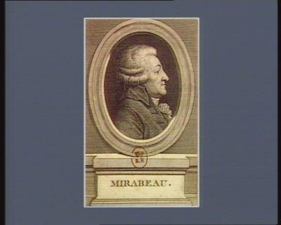 Mirabeau [estampe]