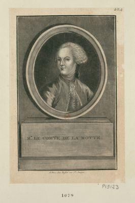 Mr le comte de La Motte [estampe]