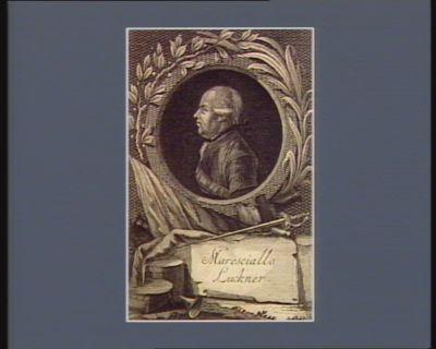 Maresciallo Luckner [estampe]