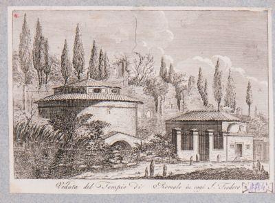 Chiesa di S. Teodoro, esterno