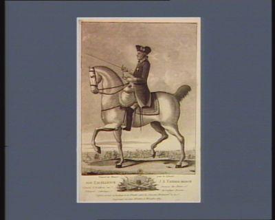 Son Excellence J.A. Vander-Merch général d'artillerie au services des Etats Belgiques, catholique apostolique romain, l'affaire arrivée en Brabant et en Flandre entre les patriotes bralançons et les imperiaux au mois d'octobre et novembre 1789 : [estampe]