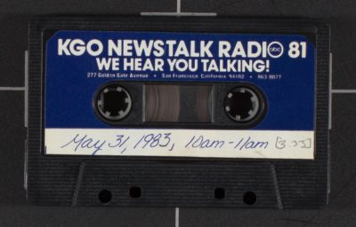 KGO News Talk Radio