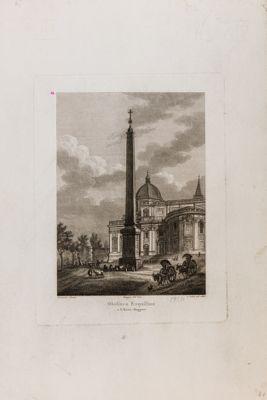 Obelisco Esquilino a S. Maria Maggiore