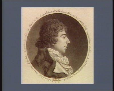 François Chabot député de Loir et Cher à la Législative et à la Convention né à St Geniés d'Olt, département de l'Aveiron le 23 8.bre 1751 : [estampe]