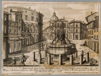 Fontana del Foro Olitorio