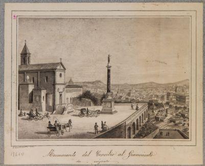 Colonna commemorativa del Concilio Ecumenico