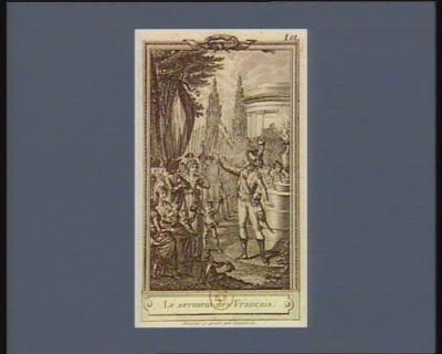 Le  Serment des Français [estampe]