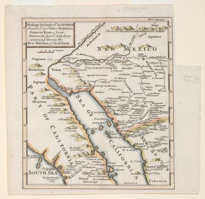 California as an Island Universe of Maps Opening the David