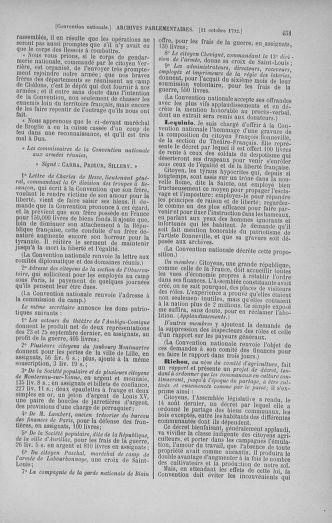 Tome 52 : Du 22 septembre au 26 octobre 1792 - page 451