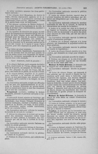 Tome 52 : Du 22 septembre au 26 octobre 1792 - page 503