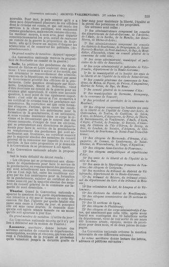 Tome 52 : Du 22 septembre au 26 octobre 1792 - page 533